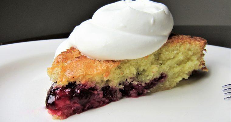 Plum Cake (Pflaumenkuchen)