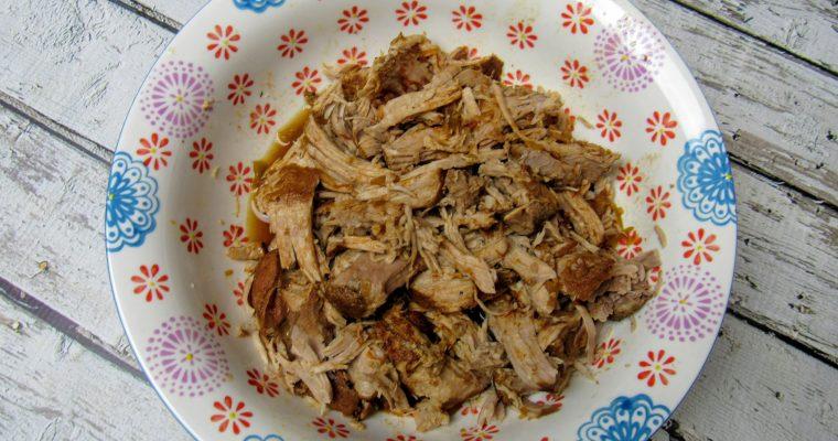Copycat Cafe Rio Pork
