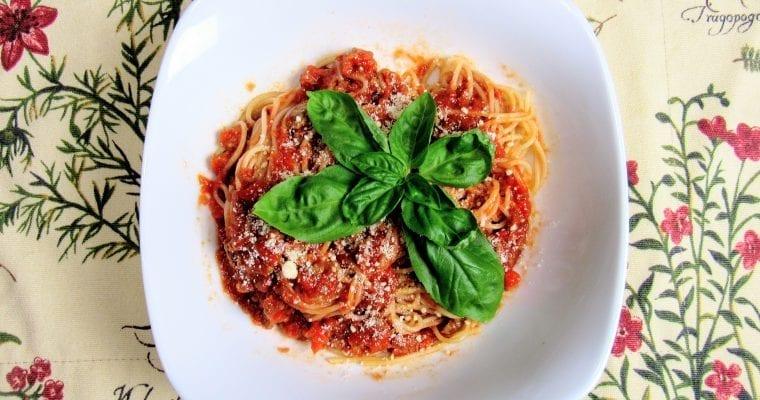 Rich Italian Ragu